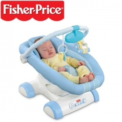 Fisher Price Cruisin Motion Soother Bouncer