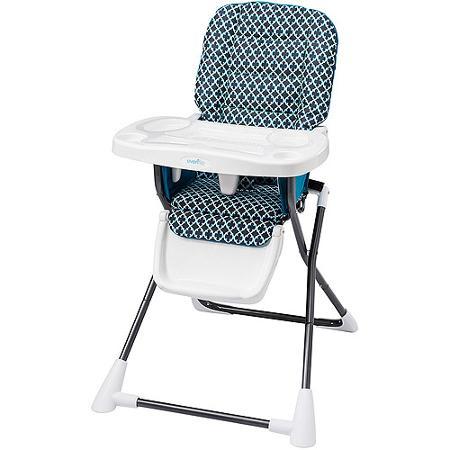 Evenflo Compact Fold High Chair   Monaco