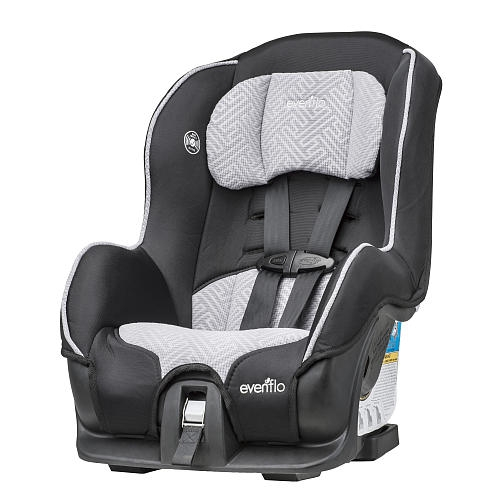 evenflo tribute lx convertible car seat baylor. Black Bedroom Furniture Sets. Home Design Ideas