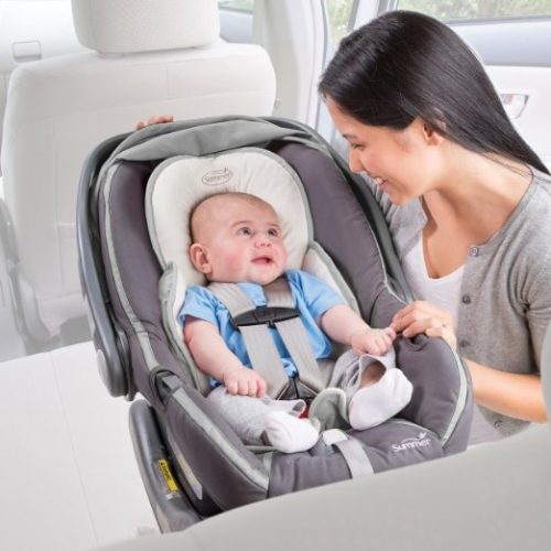 Summer Infant Snuzzler Infant Support For Car Seats And