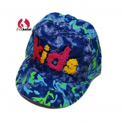 Kids Peak Cap