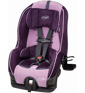 Deluxe Convertible Car Seat Kristy