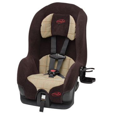 evenflo tribute 5 dlx convertible car seat fairfax. Black Bedroom Furniture Sets. Home Design Ideas