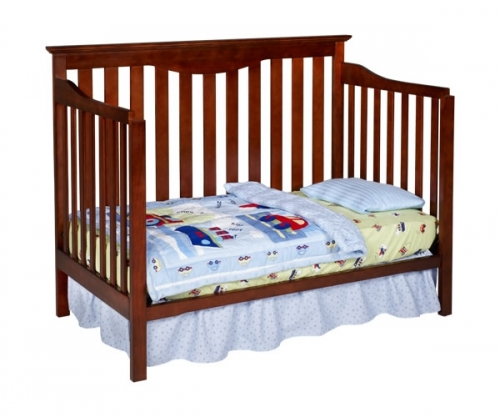 Harlow 4 in 1 convertible crib for Harlowe bed