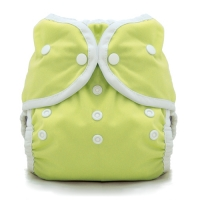 Thirsties Duo Wrap Snap Diaper - Solid