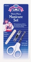 Baby King 3 Piece Manicure Set