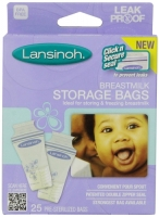 Lansinoh Breastmilk Storage Bags (25)