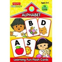 Fisher Price Flash Cards