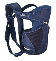 Snugli® Comfort Vent Soft Carrier, Navy