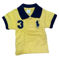 SBY Boy's Polo Shirt - Assorted Colours