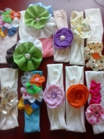 Girl Headbands/Clips - Assorted