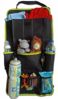 Backseat Organizer Storage for Baby and Kids Toys