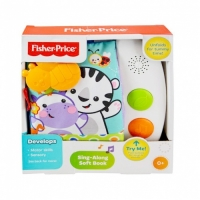 Fisher Price - Sing-Along Soft Book