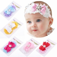 Baby Girls Headbands - Exotic