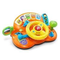 VTech Turn and Learn Driver - Orange