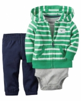 Carters 3-Piece Cardigan Set