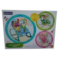 Bebesitos Infant to Toddler Rocker