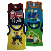 Baby/Toddler Vests - Assorted