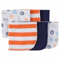 Gerber 6 Pk Washcloth - Sport