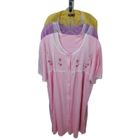 2 Pc Nightgown Set - Xotic