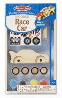 Melissa & Doug Decorate-Your-Own Wooden  Craft Kit