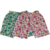 Girl Baby/Toddler Shorts - Assorted