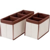 Delta Children 2-Piece Nursery Organizer Set