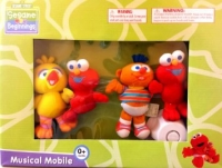 Crib Musical Mobile - Sesame Street