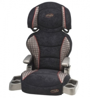 Big Kid�?� LX Booster Car Seat, Curtwood