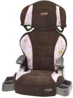 Big Kid�?� LX Booster Car Seat, Emma