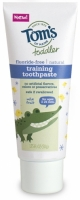 Tom's of Maine Toddlers Fluoride-Free Natural Toothpaste in Mild Fruit Gel, 1.75 Ounce