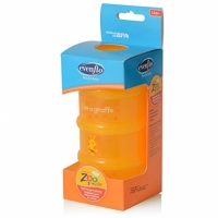Evenflo Feeding Zoo Friends Storage Container