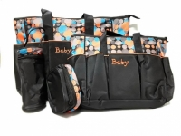 5 Pc Baby Bag Set