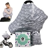 Car seat Canopy Nursing Cover