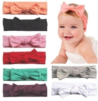 Baby Headbands - Turban Knotted