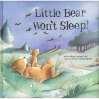Little Bear Won't Sleep