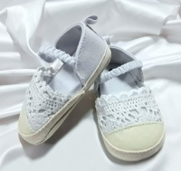 Baby Crepe Soft Bottom Shoes
