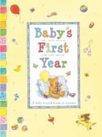 Baby's First Year Baby Diary