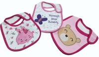 Carters Junior 3-pack Bibs