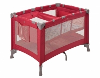 BabySuite�?� Classic Playard with Bassinet & Changer - Red