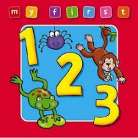 My First 123 Board Book