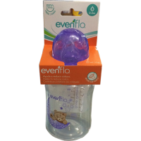 Evenflo Zoo Decorated Plastic 4 oz Nurser – BPA Free