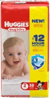 HUGGIES Snug & Dry Diapers, Size 2 - 38 Count