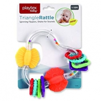 Playtex Baby Triangle Rattle