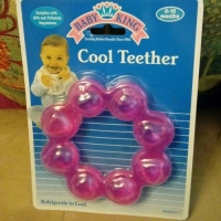 Baby King Cool Teether