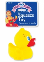 Duck Squeeze Toy