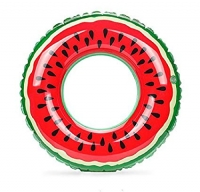 "22"" Inflatable Swim Ring - Watermelon"
