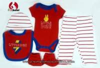 5 Pc Layette Set - Tiny Tots