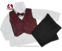 Boy's 3 Pc Formal Outfit