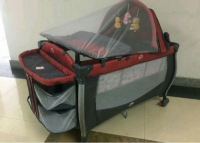 Portable Playard with Changer & Storage